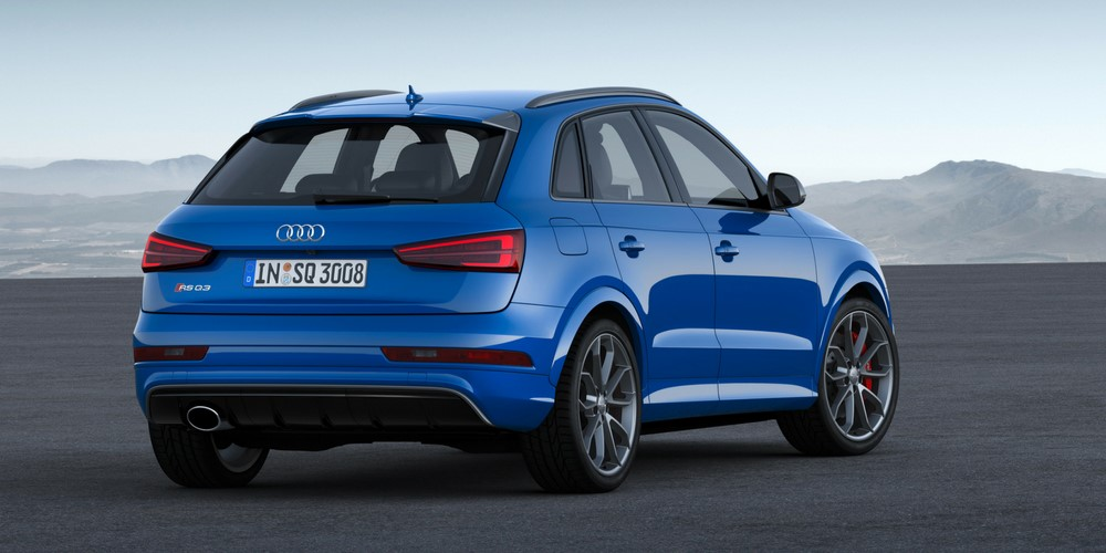 Audi Q3 SUV private lease
