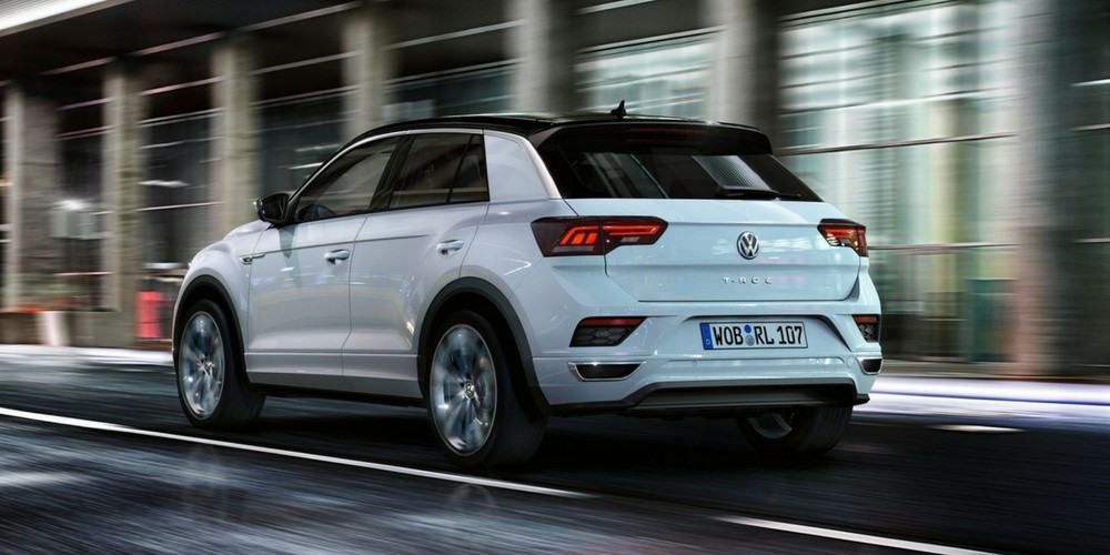 Volkswagen T-Roc SUV private lease