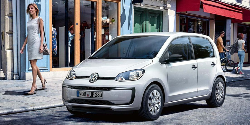 volkswagen up private lease stadsauto