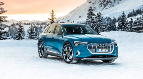 Audi e-tron private lease
