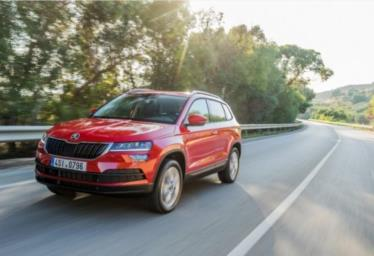 skoda karoq private lease