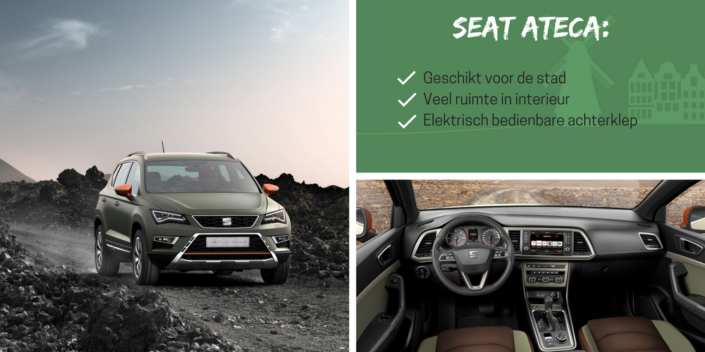 Seat Ateca SUV Private Lease