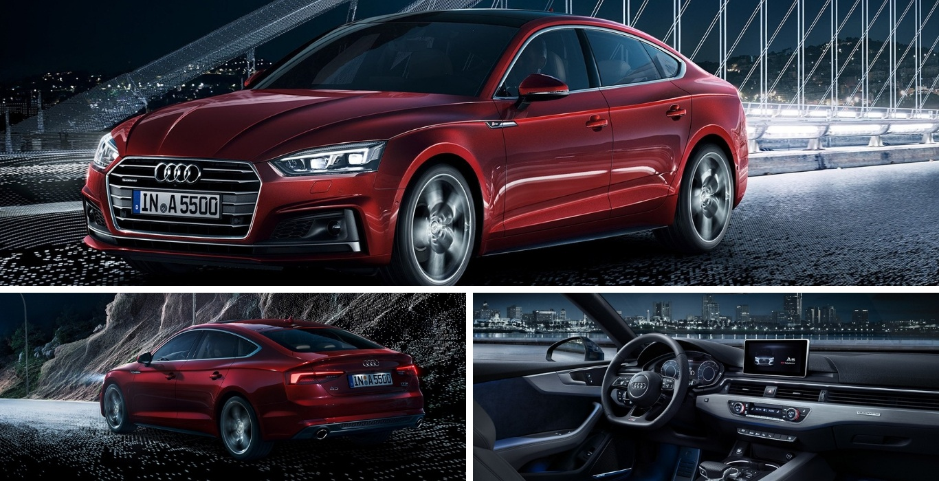 audi a5 sportback private lease