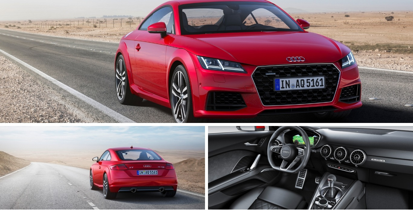 audi tt coupe private lease