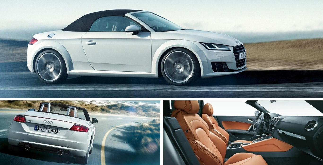 Audi TT Roadster Private Lease