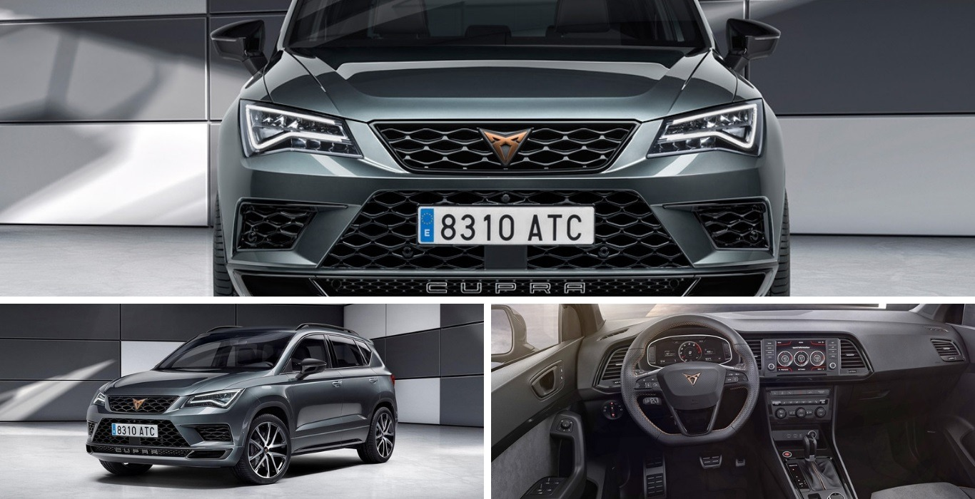 seat cupra ateca private lease