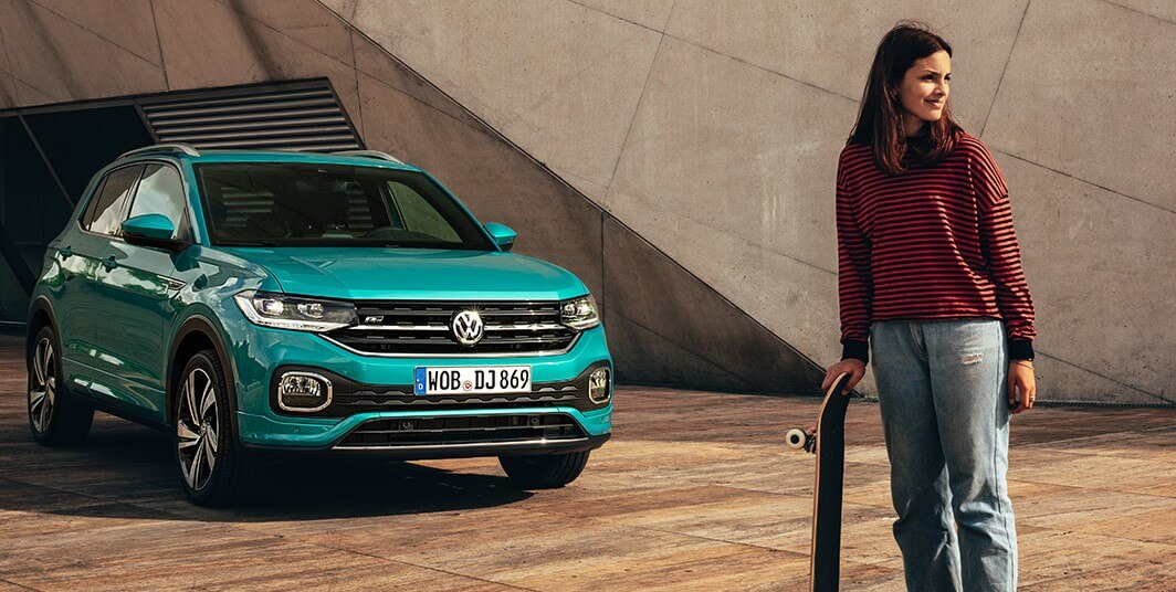 Volkswagen T-Cross Private Lease
